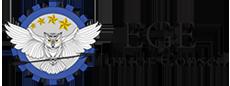 EGE Junior Conseil – Première en intelligence économique Logo